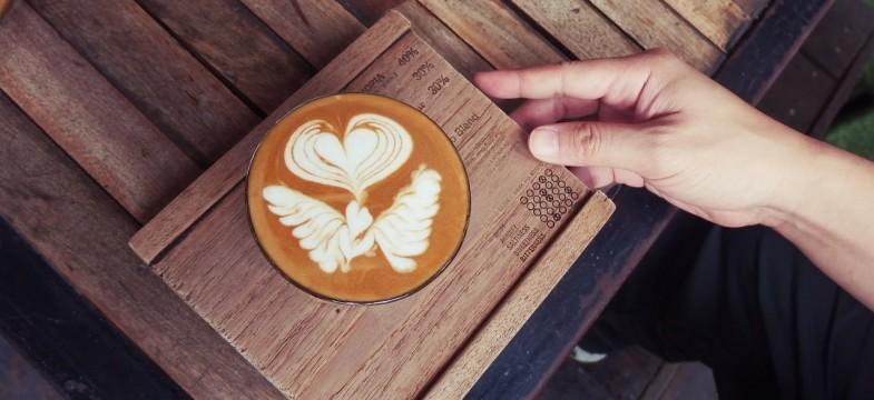 Maca Latte