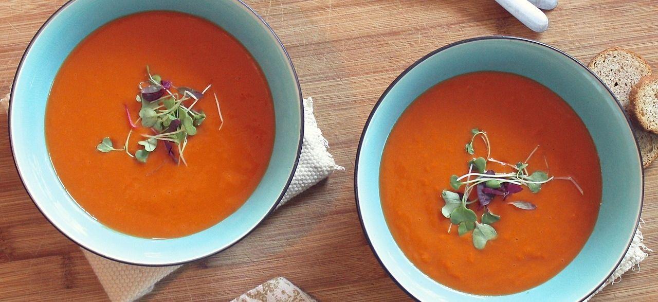 Maca lässt sich auch mühelos anstelle von Stärke oder Mehl in herzhaften Gerichten verarbeiten.