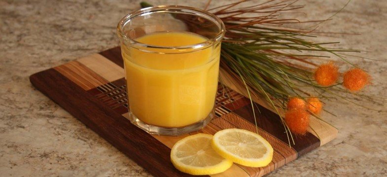 Maca-Getränk für die Leber